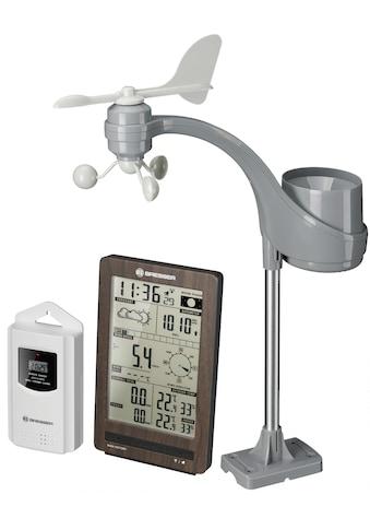 BRESSER Wetterstation »ClimaTemp FW Wetter Center mit Außensensor« kaufen