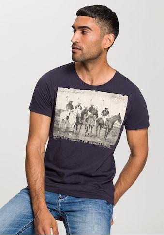 CAMP DAVID Print - Shirt kaufen