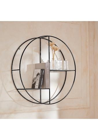 Guido Maria Kretschmer Home&Living Wanddekoobjekt »Tapista«, Ø 76cm kaufen