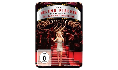 Musik - CD Live - Zum Ersten Mal (Blu / Fischer,Helene, (1 Blu - Ray Video) kaufen
