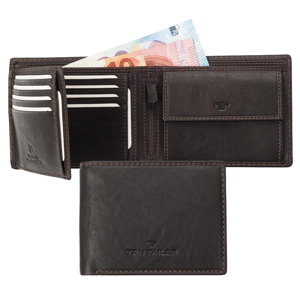 TOM TAILOR Geldbörse »LARY«