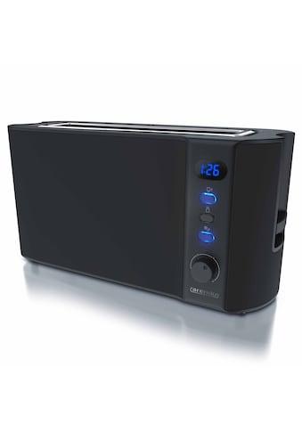 Arendo Toaster »Frukost Black 1000W«, 1000 W kaufen