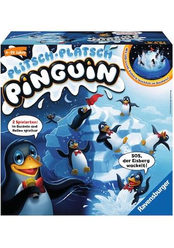 Ravensburger Spiel »Plitsch Platsch Pinguin«, Made in Germany, FSC® - schützt Wald -... kaufen