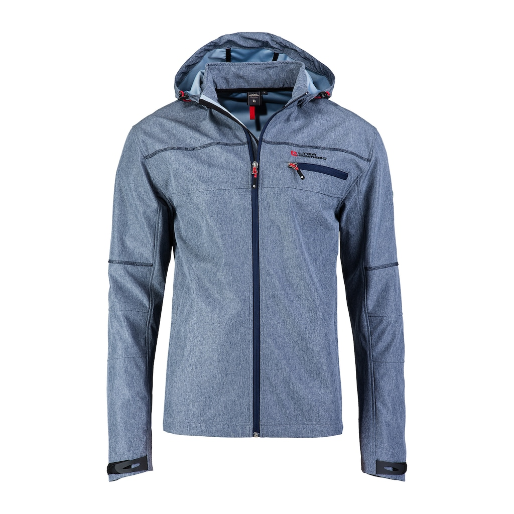 DEPROC Active Softshelljacke »ROSS PEAK MEN«