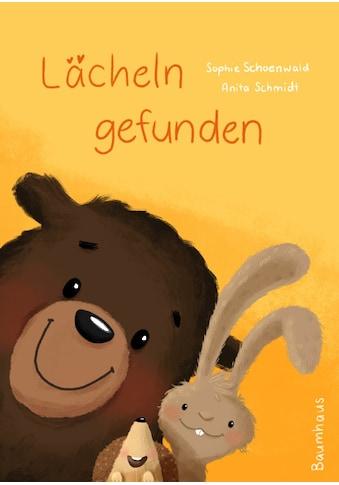 Buch »Lächeln gefunden / Sophie Schoenwald, Anita Schmidt« kaufen