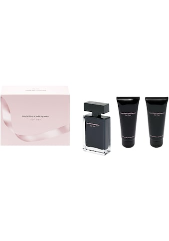narciso rodriguez Duft-Set »For Her«, (3 tlg.) kaufen