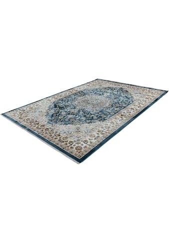 LALEE Teppich »Classic 700«, rechteckig, 11 mm Höhe, Kurzflor, Orient-Optik, mit... kaufen