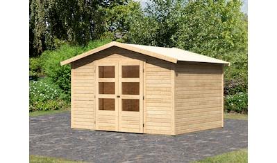 KONIFERA Gartenhaus »Carlberg 5« kaufen