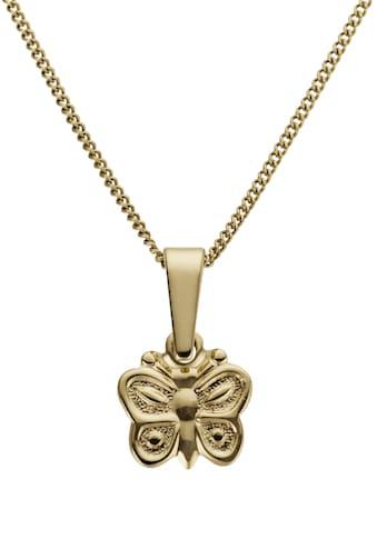 Firetti Kettenanhänger »Schmetterling, im glanzvollen Design«, Made in Germany kaufen