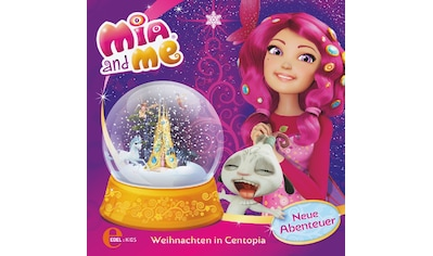 Musik - CD Orig.HSP z.Buch - Weihnachten In Centopia / Mia And Me, (1 CD) kaufen