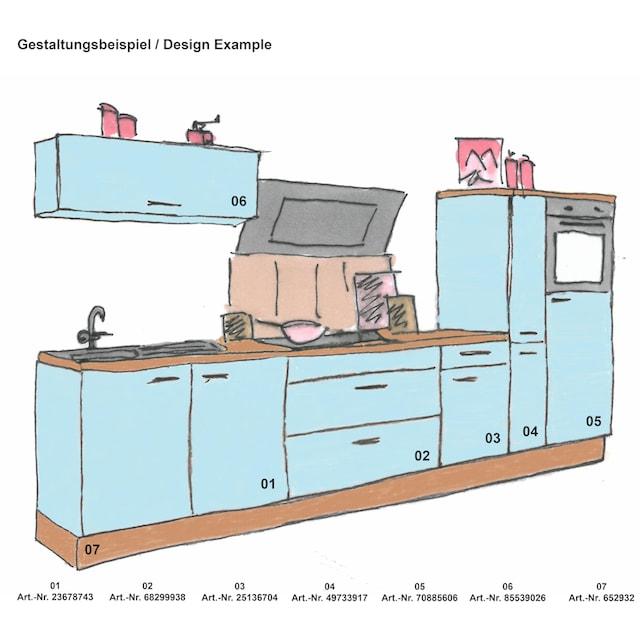 OPTIFIT Kochfeldumbauschrank »Cara«