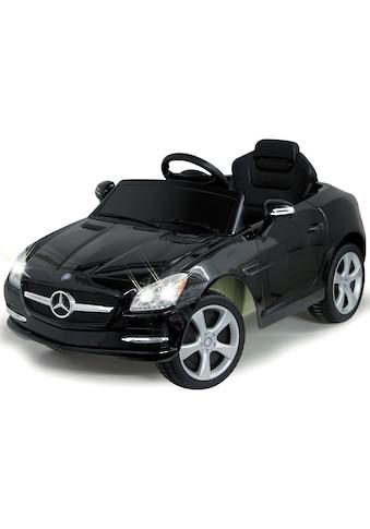 JAMARA Elektroauto »Ride - On Mercedes SLK«, schwarz, inkl. Fernsteuerung kaufen