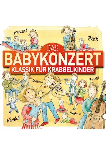 Musik-CD »Babykonzert-Klassik Für / Diverse Kinder« kaufen
