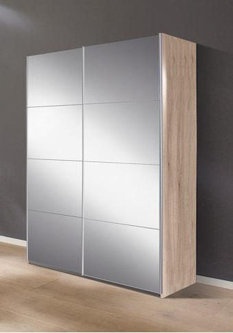 rauch ORANGE Schwebetürenschrank »Subito«, mit 8 Spiegelelementen kaufen
