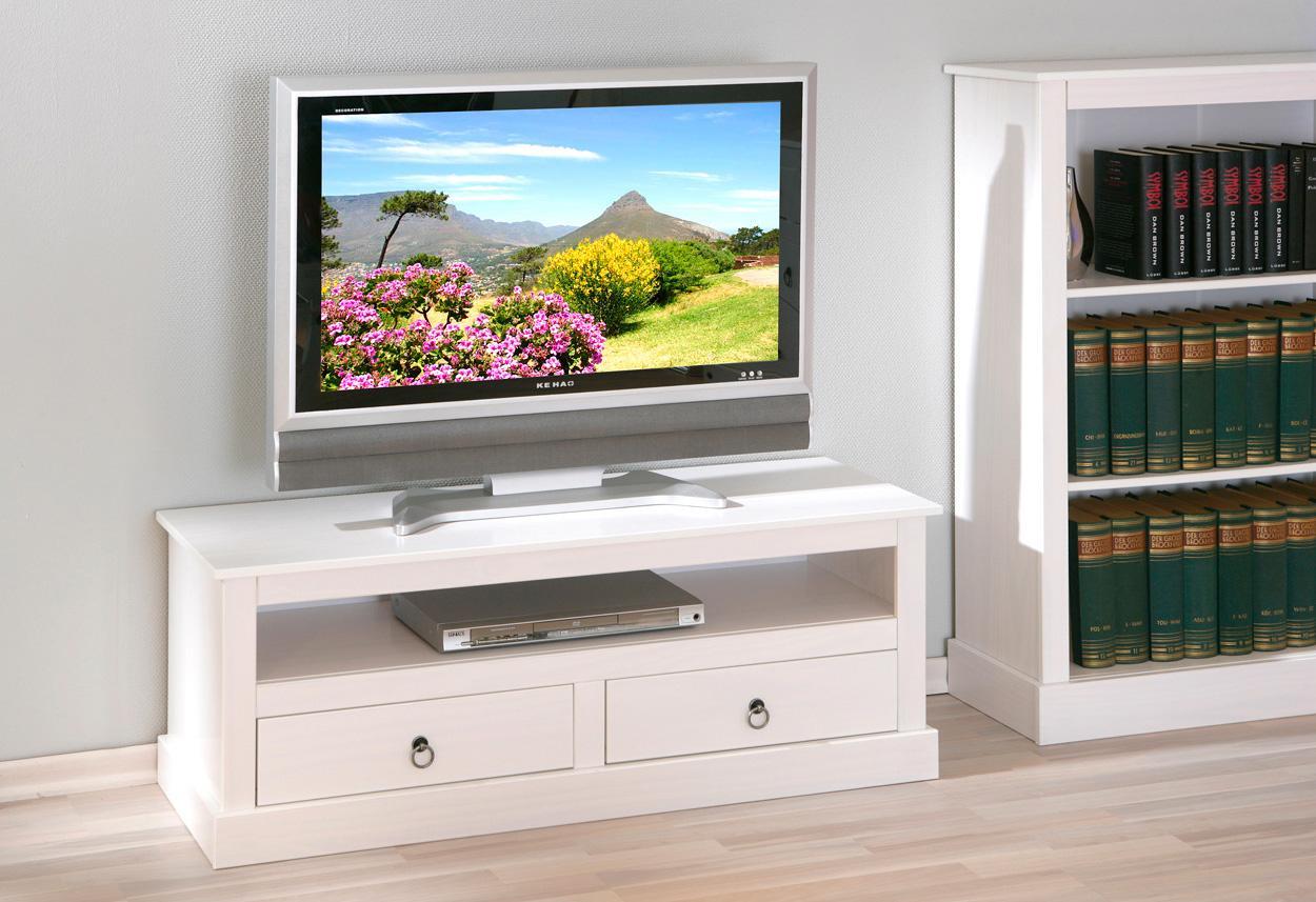Home affaire TV-Lowboard Provence Breite 118 cm