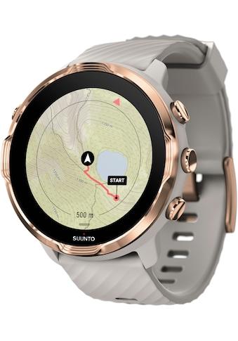 Suunto SUUNTO 7 Smartwatch (Wear OS by Google) kaufen
