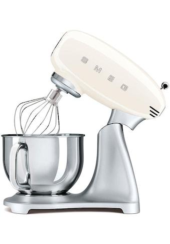 Smeg Küchenmaschine SMF02CREU, 800 Watt kaufen