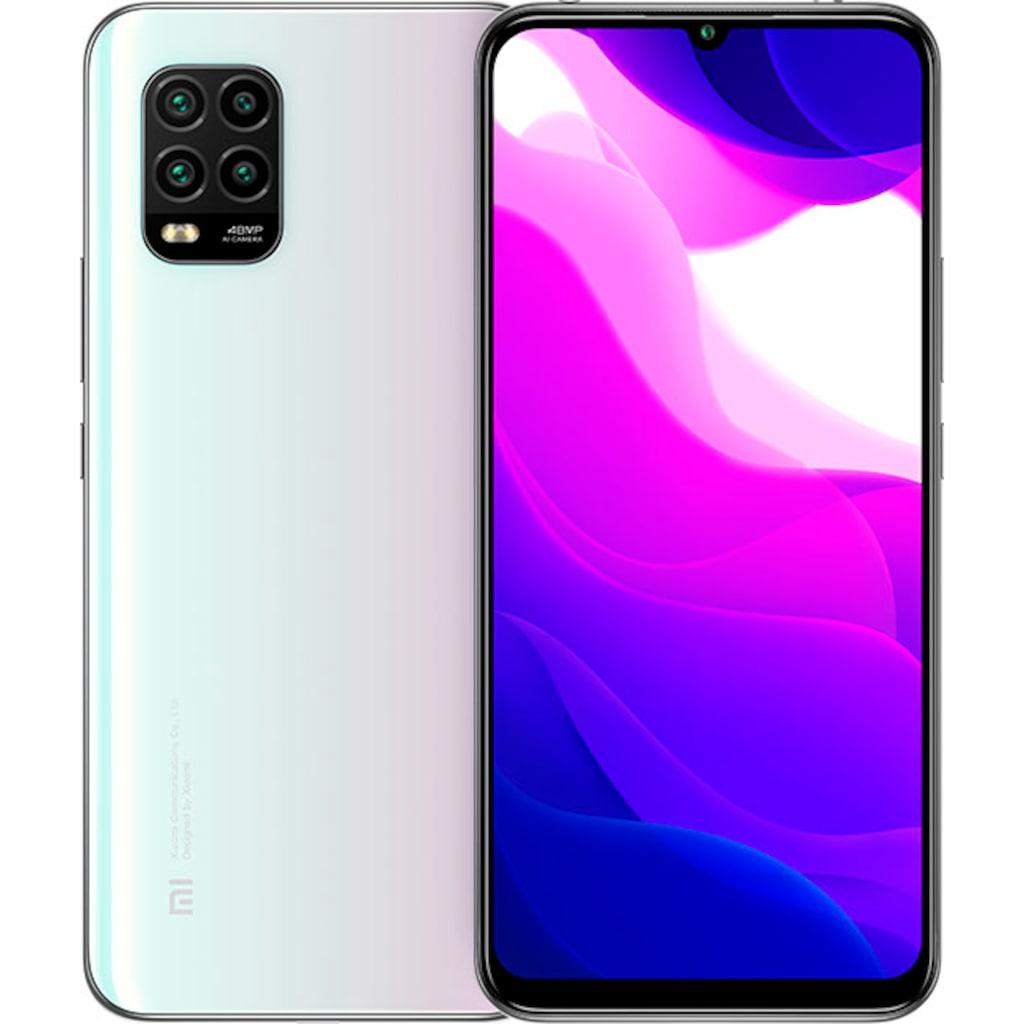 "Xiaomi Smartphone »Mi 10 Lite 5G«, (16,68 cm/6,57 "", 64 GB Speicherplatz, 48 MP Kamera)"