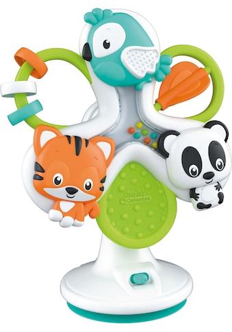 Clementoni® Greifspielzeug »Baby Clementoni - Aktivitäts-Rad mit Tieren«, mit Sound kaufen