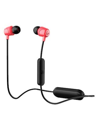 Skullcandy Headset »JIB IN - EAR BT Wireless BLACK/RED« kaufen