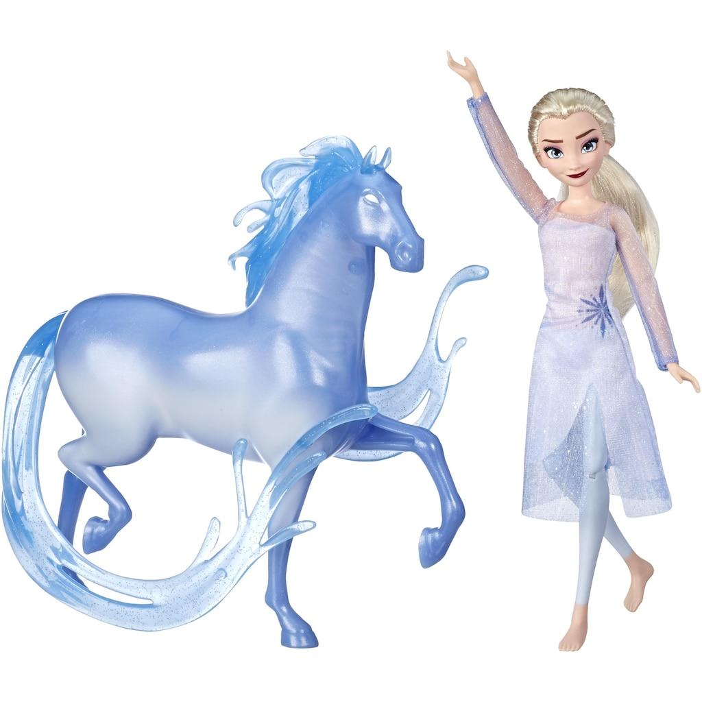 Hasbro Anziehpuppe »Die Eiskönigin II, Elsa und Nokk«