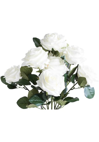 Botanic-Haus Kunstblume »Rosenbusch Dijon« kaufen