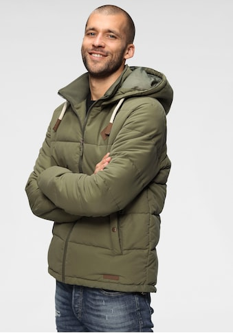Bruno Banani Steppjacke, mit abtrennbarer Kapuze kaufen