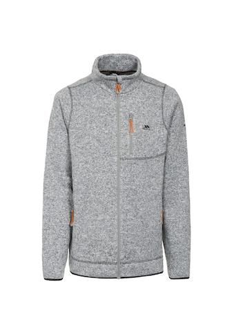 Trespass Fleecejacke »Herren Wallow Fleece-Jacke mit Reißverschluss« kaufen