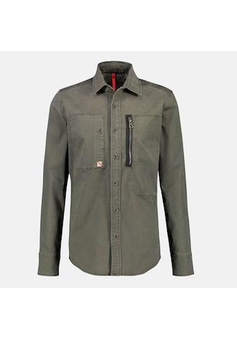 LERROS Langarmhemd »Twill Overshirt« kaufen
