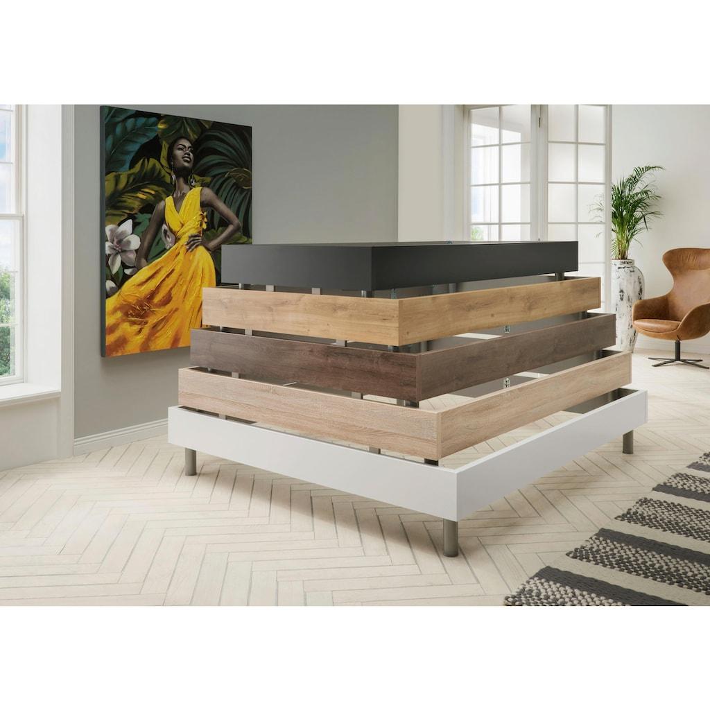 Wimex Bett »Easy«, ohne Kopfteil, frei im Raum stellbar