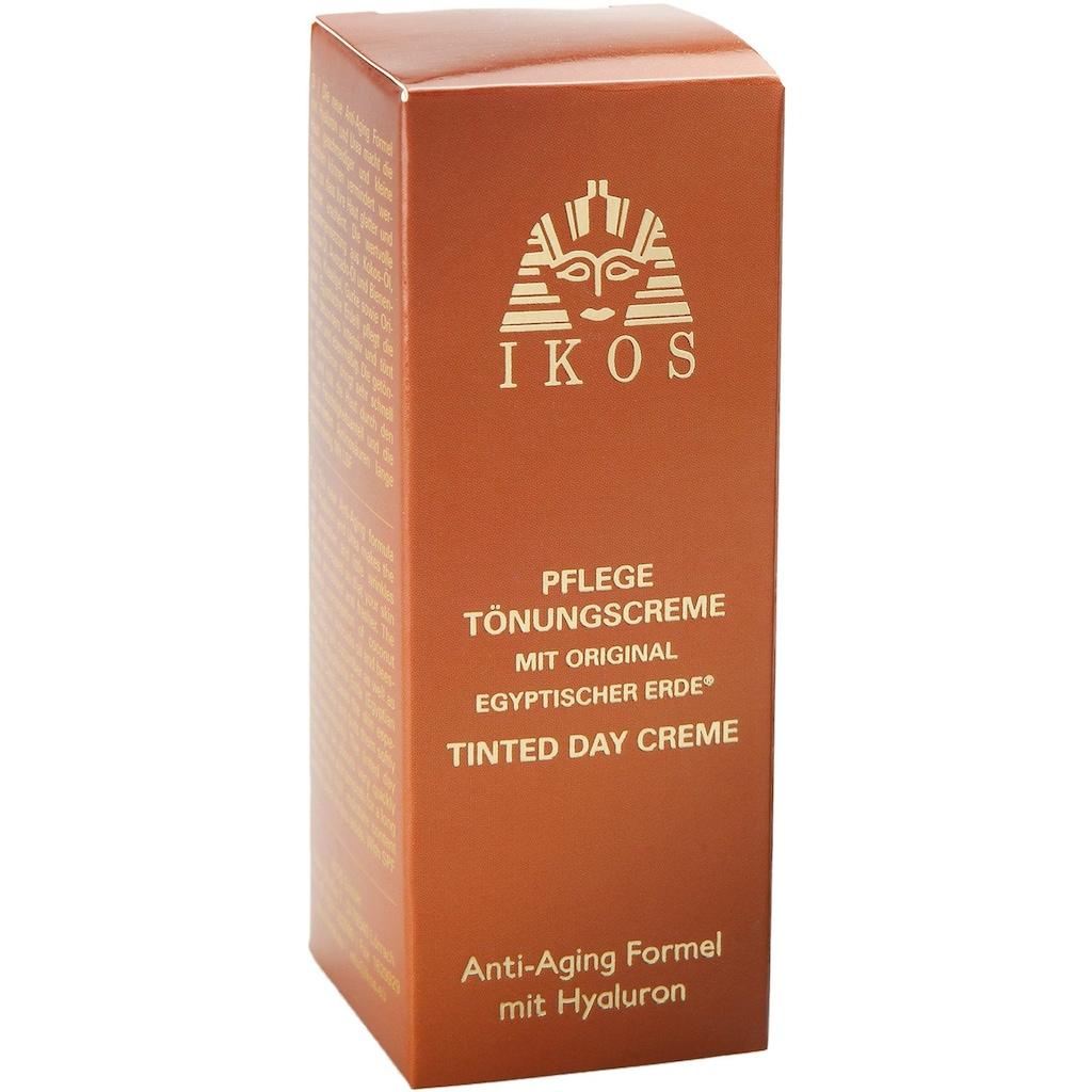 IKOS Getönte Gesichtscreme, Anti-Aging-Pflege