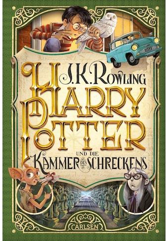 Buch »Harry Potter und die Kammer des Schreckens (Harry Potter 2) / J.K. Rowling,... kaufen