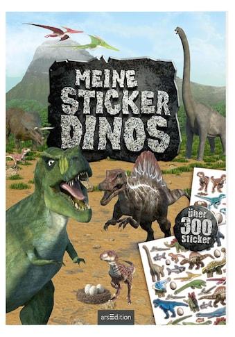 Buch Meine Sticker - Dinos / Timo Schumacher kaufen