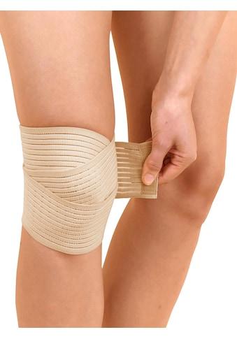 Kniegelenk - Stützbandage mit Fixierbändern kaufen