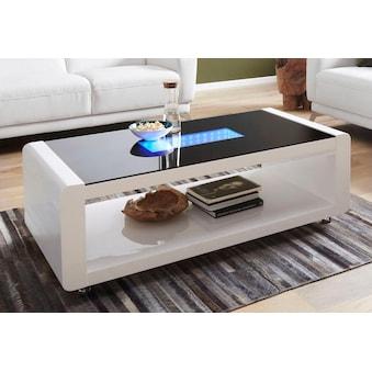 ID Couchtisch Mit 3D   LED   Beleuchtung, Auf Rollen Kaufen