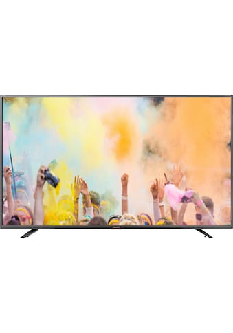 Sharp 65BJ5E LED - Fernseher (164 cm / (65 Zoll), 4K Ultra HD, Smart - TV kaufen