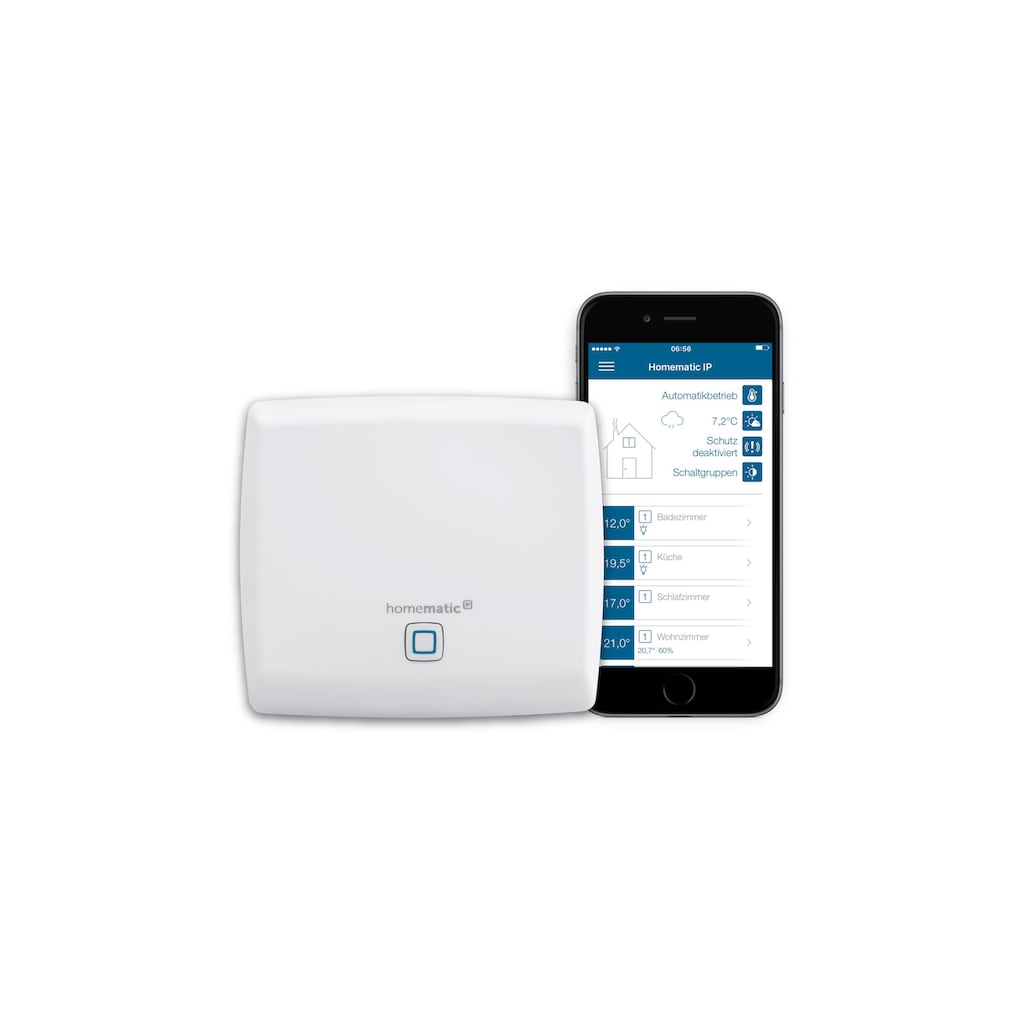 eQ-3 Smart-Home-Station »Access Point (140887A0)«, Zentrale