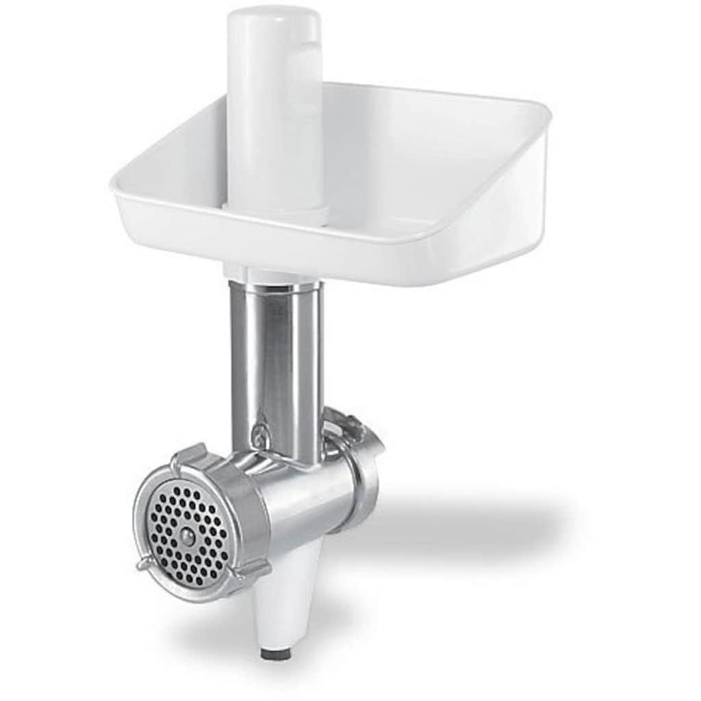 BOSCH Küchenmaschine »MUM4880«, mit Edelstahl-Rührschüssel und viel Zubehör