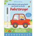 Buch »Mein Wisch-und-weg-Buch von Punkt zu Punkt: Fahrzeuge / Felicity Brooks, Katrina Fearn«