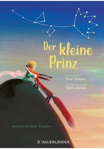 Buch »Der kleine Prinz / Peter Stamm, Mark Janssen, Antoine de Saint-Exupéry« kaufen