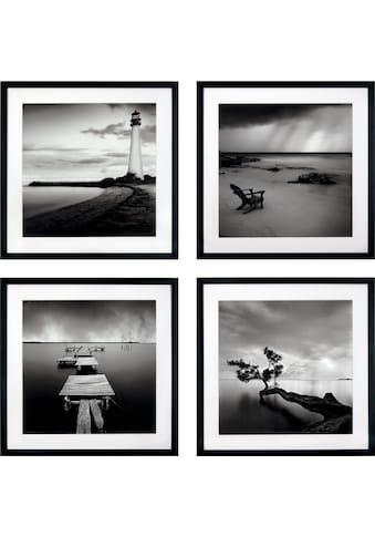 G&C Kunstdruck »Levy: Beach Bilderset« (Set) kaufen