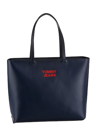 Tommy Jeans Shopper »TJW ESSENTIAL PU TOTE«, mit viel Stauraum kaufen