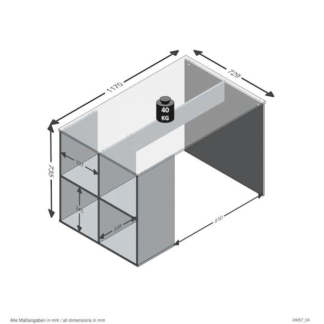 FMD Schreibtisch »Gent«