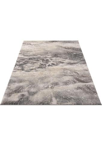 Teppich, »Marmor«, my home, rechteckig, Höhe 12 mm, maschinell gewebt kaufen