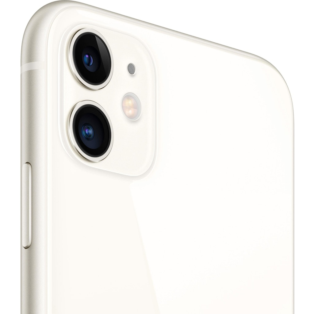 "Apple Smartphone »iPhone 11, 4G«, (15,5 cm/6,1 "", 64 GB Speicherplatz, 12 MP Kamera)"