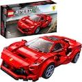 "LEGO® Konstruktionsspielsteine ""Ferrari F8 Tributo (76895), LEGO® Speed Champions"", Kunststoff, (275-tlg.)"
