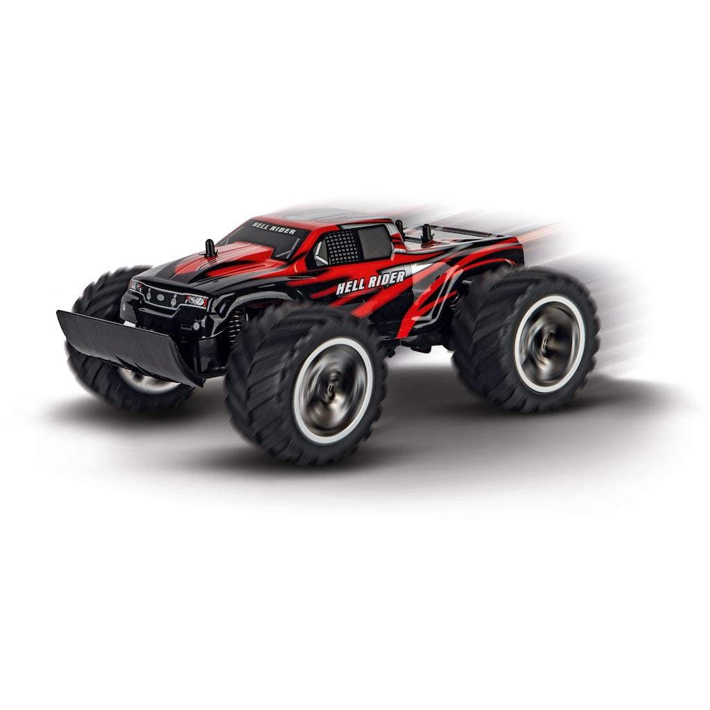 Carrera® RC-Monstertruck »Carrera® 2,4GHz Hell Rider«