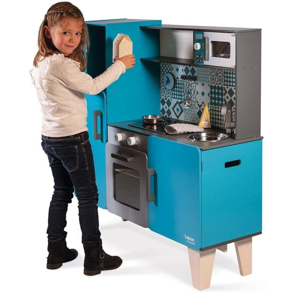 Janod Spielküche »Lagoon Maxi«, mit Licht- und Soundeffekten