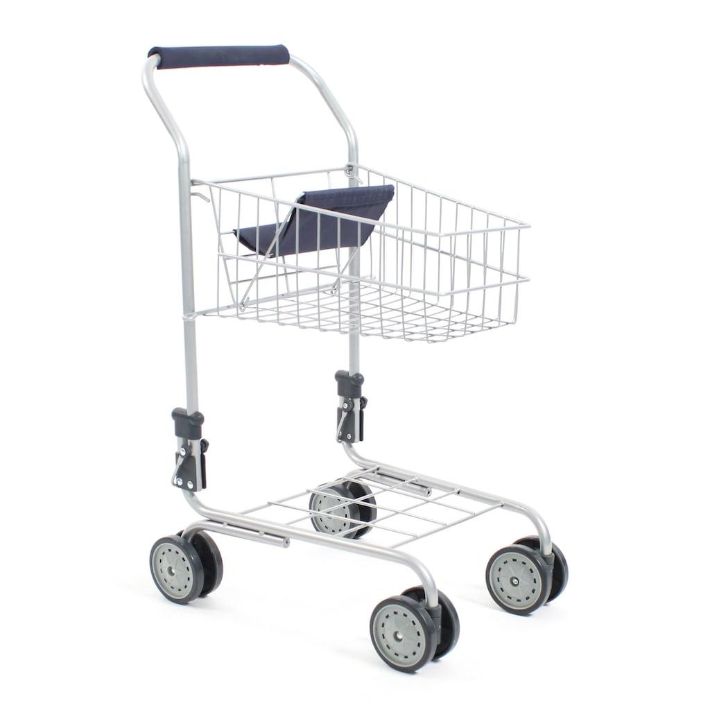 CHIC2000 Spiel-Einkaufswagen »Shopping Cart, navy blue«