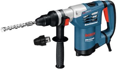 BOSCH PROFESSIONAL Bohrhammer »GBH 4 - 32 DFR«, mit Schnellspannbohrfutter, Handwerkkoffer kaufen